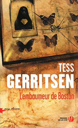 l'embaumeur de boston: Gerritsen Tess