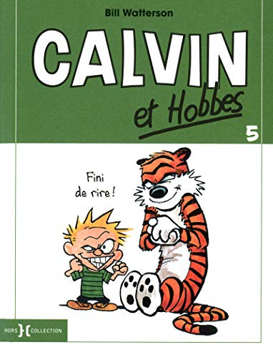 Calvin et Hobbes: Bill Watterson