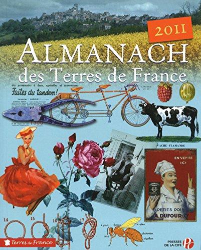 9782258085886: Almanach des Terres de France 2011