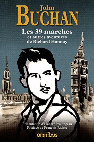 9782258086425: Les 39 marches et autres aventures de Richard Hannay
