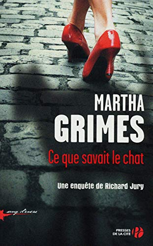 9782258086548: Ce que savait le chat (French Edition)