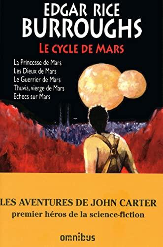 9782258087705: Le cycle de mars tome 1 - vol01