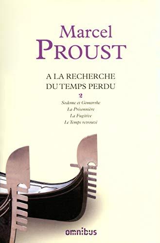 à la recherche du temps perdu t.2: Marcel Proust