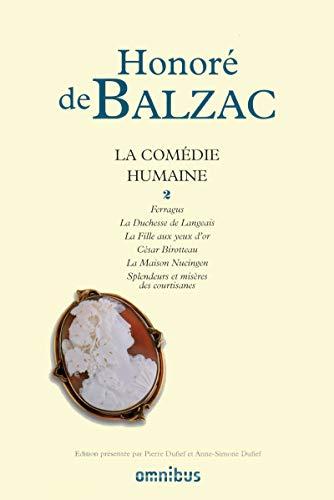 9782258089389: La Comédie Humaine T2 - N ed - (2)