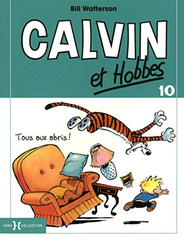 9782258089501: Calvin et Hobbes, Tome 10 (French Edition)