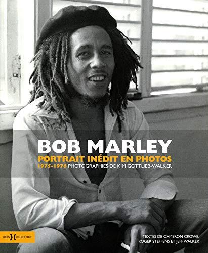 """""""Bob Marley ; portrait inédit en photo"""": Gottlieb-Walker Kim"""