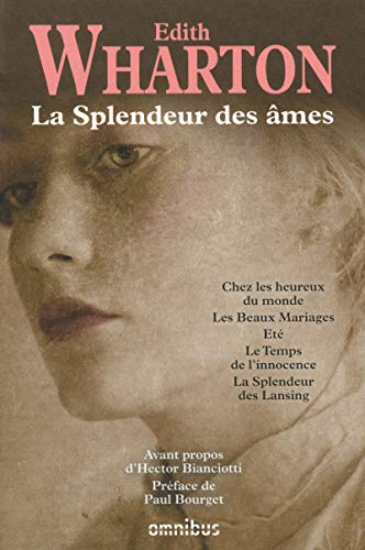 La splendeur des âmes (French Edition): Edith Wharton