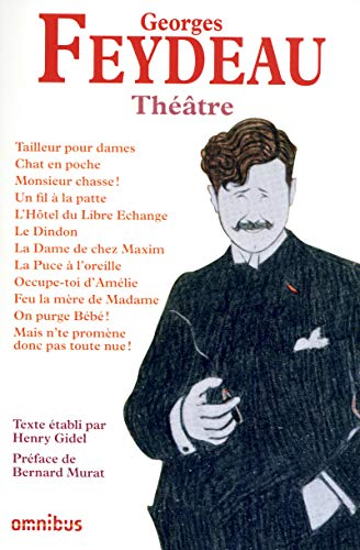 Théâtre (French Edition): Georges Feydeau