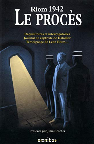 9782258091412: Riom 1942 (French Edition)