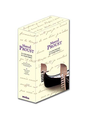 9782258091634: Coffret Marcel Proust