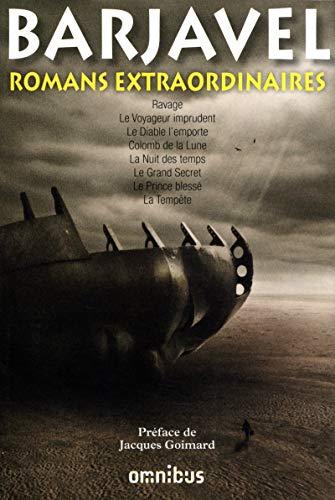 romans extraordinaires: René Barjavel