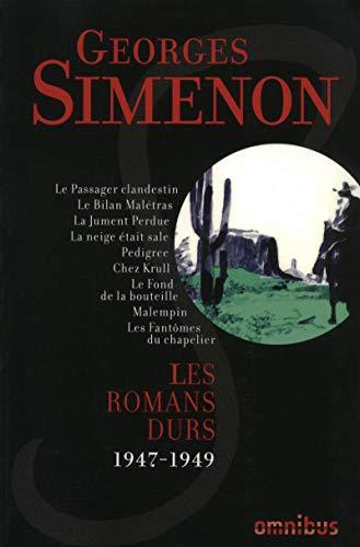 9782258093942: Les Romans durs : Tome 7