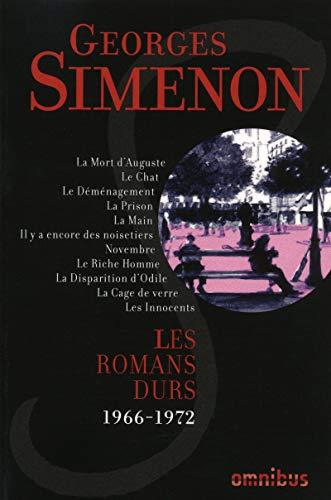 9782258093997: Les Romans durs : Tome 12