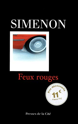 9782258098992: Feux rouges (French Edition)