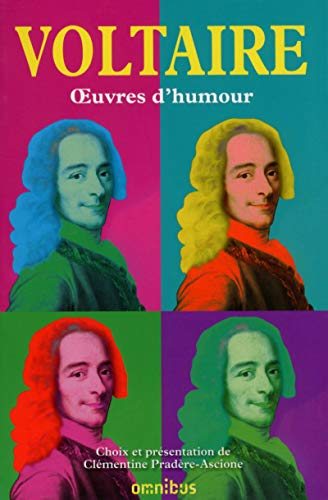 Oeuvres d'humour: Voltaire