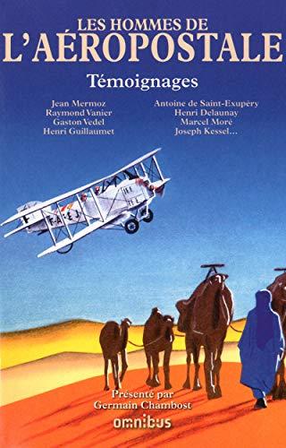 Les hommes de l'aéropostale: Germain Chambost