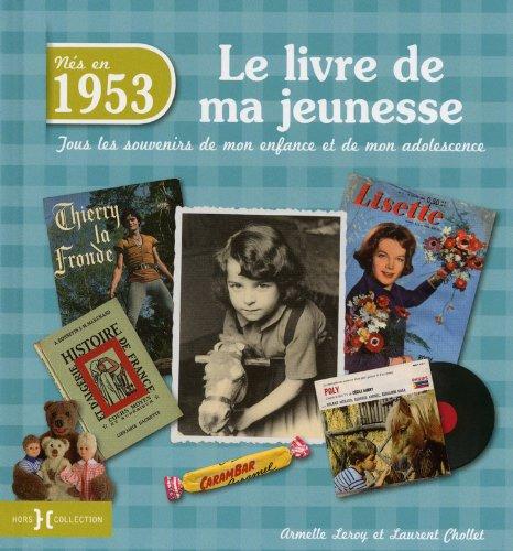 9782258101340: 1953, le livre de ma jeunesse
