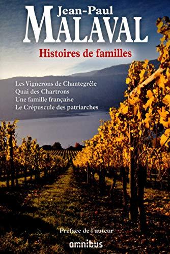 Histoires de familles: Jean Paul Malaval