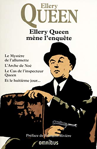 9782258102323: Ellery Queen m�ne l'enqu�te