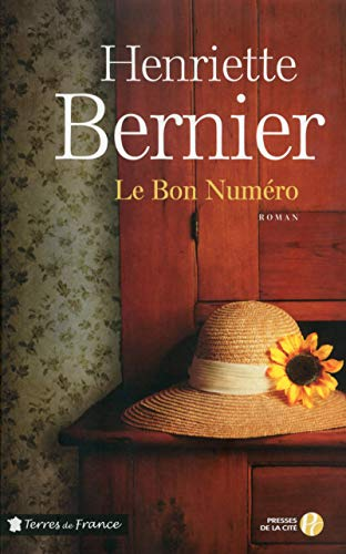 LE BON NUMERO: BERNIER HENRIETTE