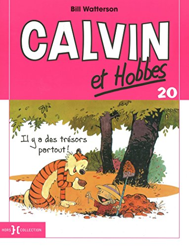 9782258103832: Calvin et Hobbes - T20 petit format