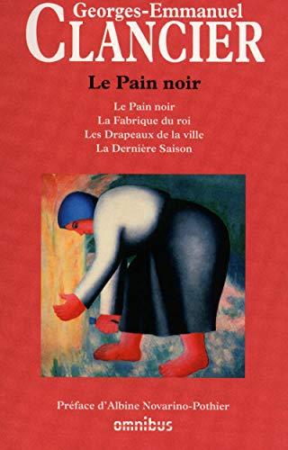 9782258105287: Le Pain noir (N. éd.)