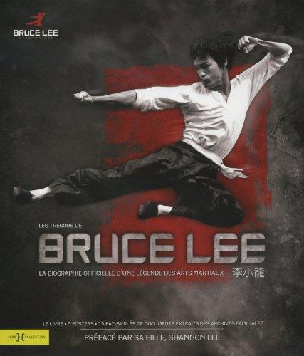 9782258105942: Les trésors de Bruce Lee : Biographie officielle d'une légende des arts martiaux: 1