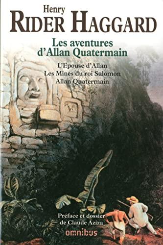 9782258107250: Les Aventures d'Allan Quatermain