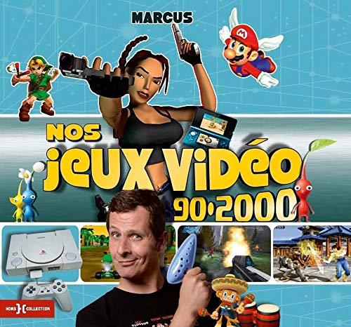 9782258110496: Nos jeux vidéo 90-2000 : De la raquette de Pong au racket dans GTA, l'irrésistible ascension des jeux vidéo