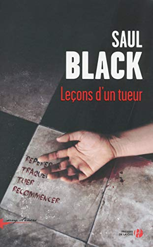 leçons d'un tueur: Saul Black