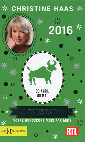 9782258115071: Horoscope 2016 Taureau [ Taurus ] (French Edition)