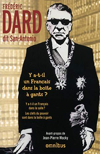 y a t-il un français dans la boîte à gants ?: Frederic Dard