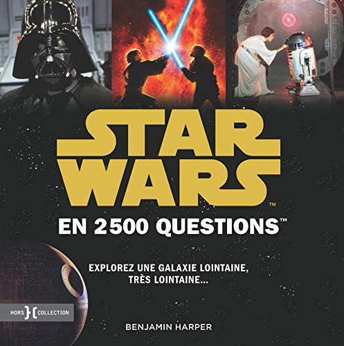 9782258117518: Star Wars en 2500 questions