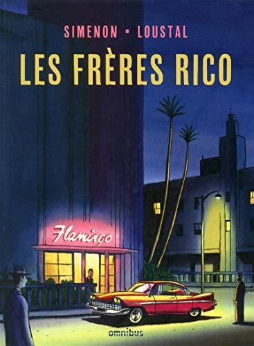 9782258117815: Les Frères Rico (Ed. illustrée)