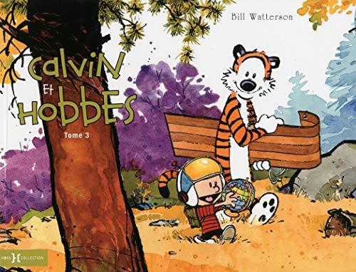 Calvin et Hobbes, Tome 3 : Bill Watterson