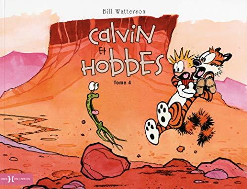 Calvin et Hobbes, Tome 4 : Bill Watterson
