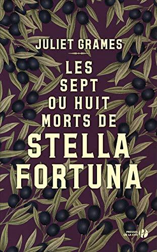 9782258162914: Les Sept ou Huit Morts de Stella Fortuna