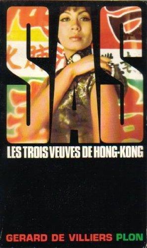 9782259000741: Les trois veuves de Hong-Kong