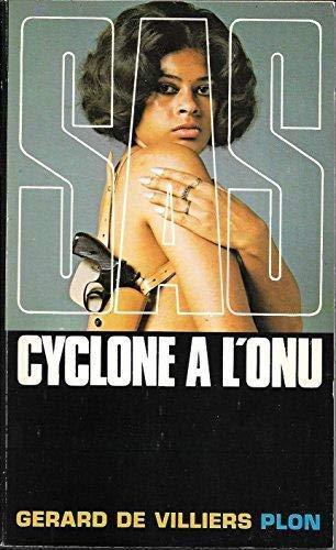 SAS Cyclone à l'ONU: De Villiers, Gérard