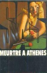 SAS Meurtre à Athènes: De Villiers, Gérard