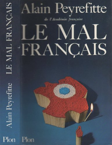9782259002042: Le mal français (French Edition)