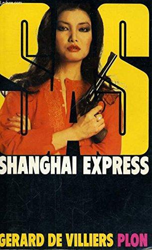 9782259004886: SAS Shanghai Express