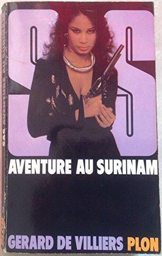 9782259010658: SAS - Aventure au Surinam