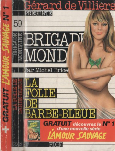 9782259012027: LA FOLIE DE BARBE BLEUE