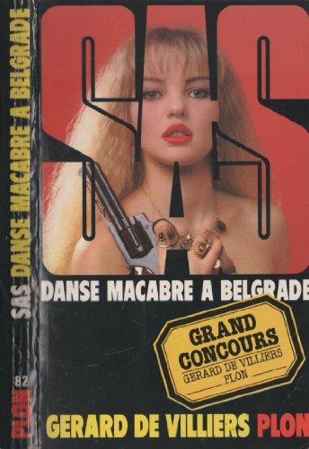 9782259014663: SAS-Danse macabre à Belgrade