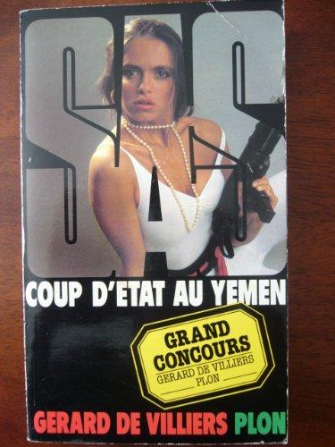9782259014878: Coup d'État au Yémen (SAS) [Gérard de Villiers]