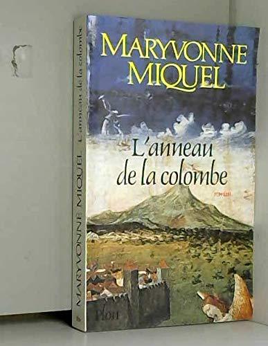 9782259018715: L'anneau de la colombe: Roman (French Edition)