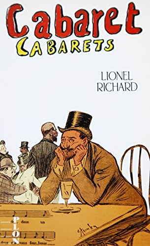9782259019989: Cabaret, cabarets: Origines et decadence (French Edition)