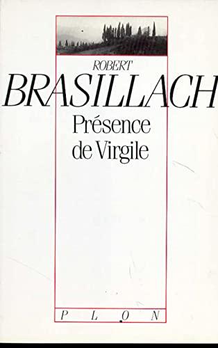 9782259021487: Présence de Virgile
