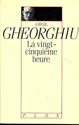 9782259023733: La vingt cinquième heure (French Edition)